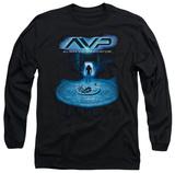 Longsleeve: Alien vs Predator - Entrance T-Shirt