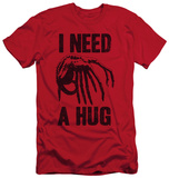 Alien - Need A Hug (slim fit) T-shirts