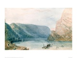 Lorelei, 1817 Giclee Print by J.M.W. Turner