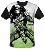 Alien vs Predator - Graphic Battle (black back) Shirts