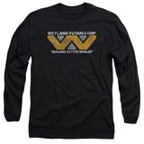 Longsleeve: Alien - Weyland T-Shirt