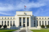 Federal Reserve Building in Washington Dc, United States Print by  Orhan