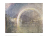 Rainbow Over Loch Awe, 1831 Giclee Print by J.M.W. Turner