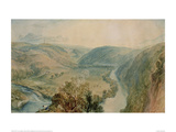 Gibside, County Durham Giclee Print by J.M.W. Turner