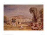 Richmond Hill Giclee Print by J.M.W. Turner