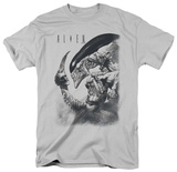 Alien - Decapitated T-Shirt