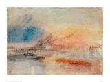 Ehrenbreitstein, 1841 Giclee Print by J.M.W. Turner