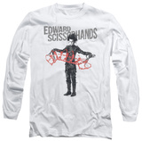 Longsleeve: Edward Scissorhands - Show & Tell Long Sleeves