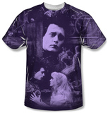Edward Scissorhands - Story Shirts