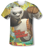Kung Fu Panda - Dragon Warrior T-shirts