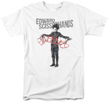Edward Scissorhands - Show & Tell T-shirts