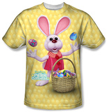 Here Comes Peter Cottontail - Basket Of Eggs Shirts