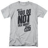 Fight Club - Rule 1 Shirts