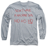Longsleeve: Die Hard - Machine Gun T-shirts