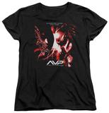 Womans: Alien vs Predator - We Lose T-Shirt
