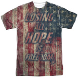 Fight Club - Losing Hope T-Shirt