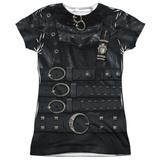 Juniors: Edward Scissorhands - Edward Costume T-Shirt