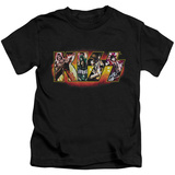 Youth: KISS - Stage Logo - T-shirt