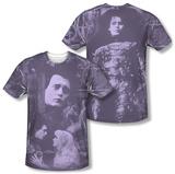 Edward Scissorhands - Story (Front - Back Print) (Front/Back Print) T-Shirt
