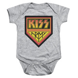 Infant: KISS - Army Logo Infant Onesie
