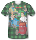 King Of The Hill - Drinking & Driving Shirts
