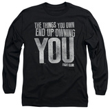 Longsleeve: Fight Club - Owning You T-shirts