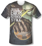 The Day The Earth Stood Still - Planet Earth T-shirts
