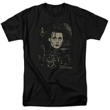 Edward Scissorhands - Edward T-shirts