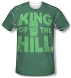 King Of The Hill - Lawnmower Man T-shirts