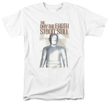 The Day The Earth Stood Still - Metal Man Shirts