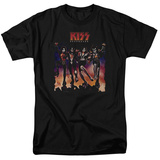 KISS - Destroyer Cover Camisetas