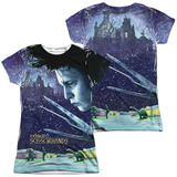Juniors: Edward Scissorhands - Home Poster (Front - Back Print) (Front/Back Print) Shirts