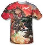 Alien vs Predator - Brutal Battle Shirt