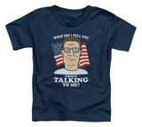 Toddler: King Of The Hill - Speak Not T-Shirt