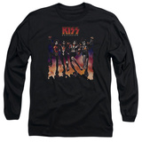 Longsleeve: KISS - Destroyer Cover - T-shirt