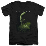 Alien - Lurk V-neck T-shirts