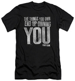 Fight Club - Owning You (slim fit) T-Shirt