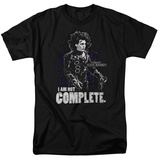 Edward Scissorhands - Not Complete T-shirts