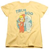 Womans: Casper - True Boo T-Shirt