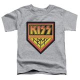 Toddler: KISS - Army Logo - Tişört