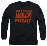 Longsleeve: Die Hard - Pizza T-shirts