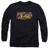 Longsleeve: KISS - Stage Logo Shirts