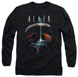 Longsleeve: Alien - Planet T-Shirt