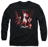 Longsleeve: Alien vs Predator - We Lose T-Shirt
