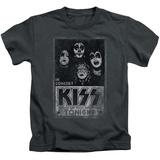Juvenile: KISS - Live T-shirts