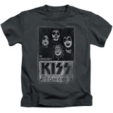 Youth: KISS - Live T-shirts