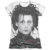 Juniors: Edward Scissorhands - Heads Up Shirts