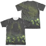 Alien - Ominous (Front/Back Print) T-Shirt