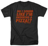 Die Hard - Pizza T-shirts