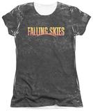 Juniors: Falling Skies - Harness Shirt